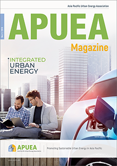 cover of APUEA magazine Issue 2 2018