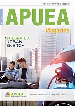 cover of APUEA magazine Issue 2 2018