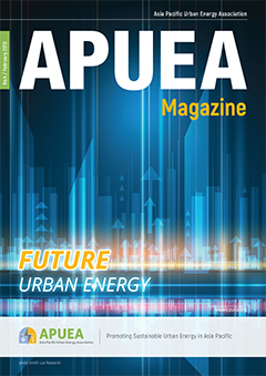 cover of APUEA magazine Issue 4 2019