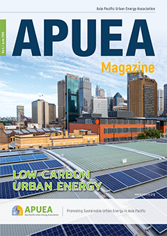 cover of APUEA magazine Issue 5 2019