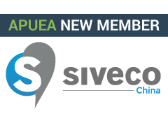We are happy to introduce Siveco as a new member to APUEA!